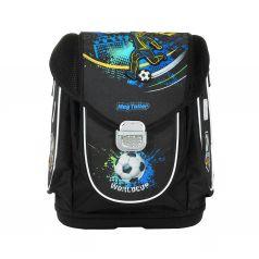 Mag Taller Ранец школьный Ezzy III Football с наполнением (черный)