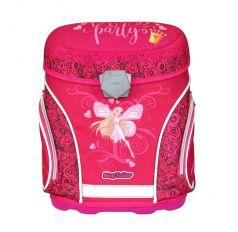 Mag Taller Ранец школьный J-flex Princess с наполнением (розовый)