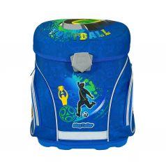 Mag Taller Ранец школьный J-flex Football с наполнением (синий)