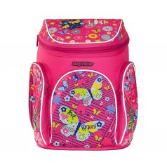 Mag Taller Ранец школьный Boxi Butterfly с наполнением (розовый)