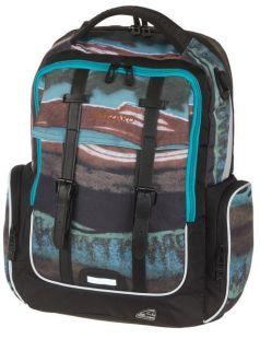 Schneiders Рюкзак для подростков Walker Wizard Academy Blue Pile черный