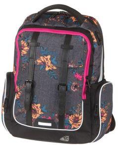 Schneiders Рюкзак для подростков Walker Wizard Academy Auburn Flower серый