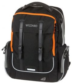 Schneiders Рюкзак для подростков Walker Wizard Academy Black Melange черный