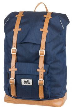 Schneiders Рюкзак для подростков Walker Liberty Concept Blue синий