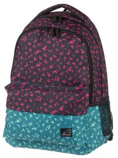 Schneiders Рюкзак для девочек Walker Chap Classic Petrol Ocean розовый