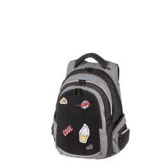 Schneiders Рюкзак для подростков Walker Patch Grey серый