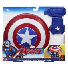 Hasbro Игровой набор Avengers Щит и перчатка Первого Мстителя