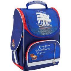 Kite Ранец для школы трансформер Sea adventure