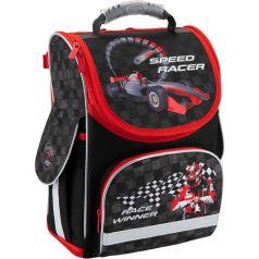 Kite Ранец для школы трансформер Speed racer