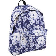 GoPack Рюкзак городской Цветы фиолетовый