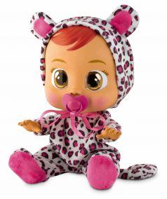 IMC Toys Кукла интерактивная Crybabies Плачущий младенец Лея