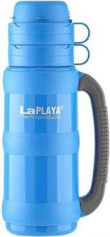 LaPlaya Термос Traditional 1,8 л со стеклянной колбой ярко-синий