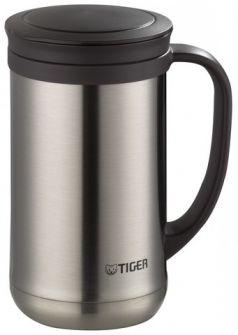 Tiger Термокружка MCM-T050 Clear Stainless 0,5 л стальная