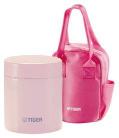 Tiger Термос для еды MCJ-A050 Flamboise 0,5 л розовый