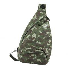 Wenger Детский рюкзак с одним плечевым ремнем зеленый