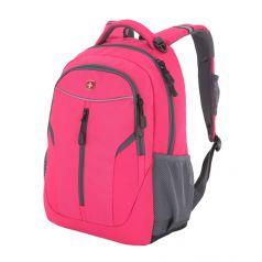 Wenger Детский рюкзак со светоотражающими элементами розовый