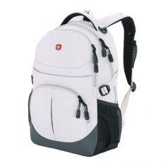 Wenger Городской рюкзак со светоотражающими элементами серый
