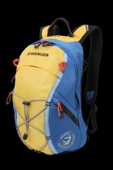 Wenger Городской рюкзак желто-синий