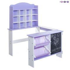 Paremo Детский игрушечный магазин фиолетовый