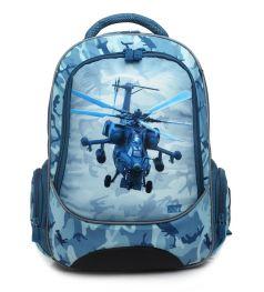 4ALL Школьный ранец Вертолет