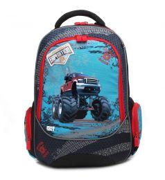 4ALL Школьный ранец Машина
