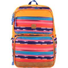 GoPack Рюкзак для подростков GО розово-оранжевый