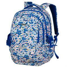 Mike&Mar Детский рюкзак Factor Цветы голубой