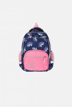 Acoola Рюкзак для девочки школьный Balzak (сине-розовый)