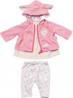 Одежда для кукол Zapf Creation Baby Annabell для прогулки в ассортименте