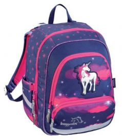 Ранец Step by Step BaggyMax Speedy Unicorn Dream 16 л фиолетовый
