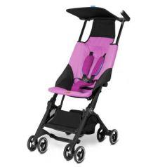 Прогулочная коляска GB Pockit Plus (posh pink)
