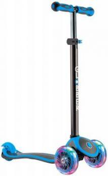 Самокат Y-SCOO Globber Primo Plus Titanium синий