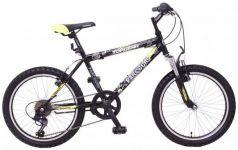 """Велосипед Top Gear Parcours 210 20"""" желто-черный"""