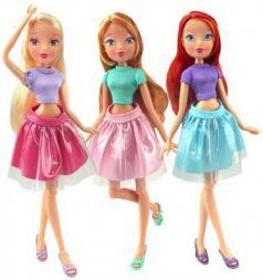 """Кукла Winx """"Городская магия-2"""" IW01391600 в ассортименте"""
