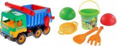 Тигрес Грузовик с набором для песка
