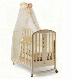Кроватка-качалка Feretti Elegance Swing (avorio)