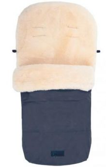 Зимний конверт Altabebe Lambskin Footmuff (MT2200-LP/navy blue 62)