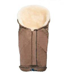 Зимний конверт Altabebe Lambskin Car Seat Bag (MT2003-LP/brown 75)
