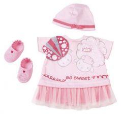 Одежда для кукол Zapf Creation Baby Annabell одежда для теплых деньков