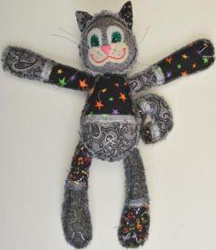 Набор для создания игрушки Перловка Чучело-мяучило от 6 лет ПМ-803