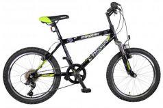 """Велосипед Top Gear Parcours 210 ВН20063 20"""" черно-желтый"""