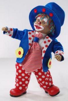 """Кукла Arias """"Клоун"""" 50 см"""