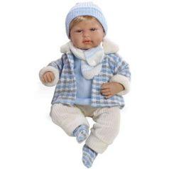 Кукла Arias Elegance 45 см смеющаяся