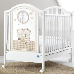 Кроватка Pali Chic (белый)