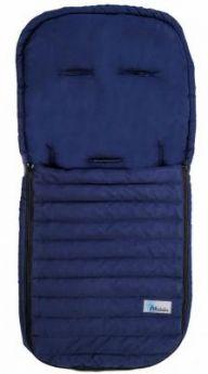 Демисезонный конверт 90x45см Altabebe Microfibre AL2200M (navy blue)
