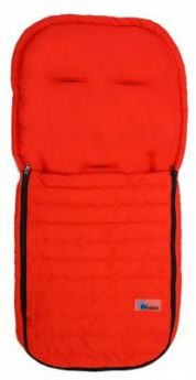 Демисезонный конверт 90x45см Altabebe Microfibre AL2200M (red)