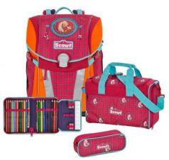 Ранец с наполнением Scout СКАКУН 744006-506 17 л разноцветный