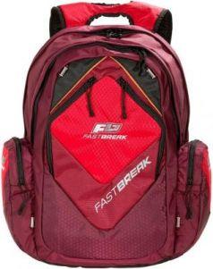 Рюкзак FASTBREAK Urban Pack Underbar 25 л красный 127600-252