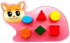Сортер Игрушки Вашего Детства Котик