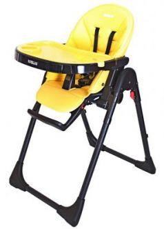 Стульчик для кормпления Ivolia Hope (2 колеса/yellow)